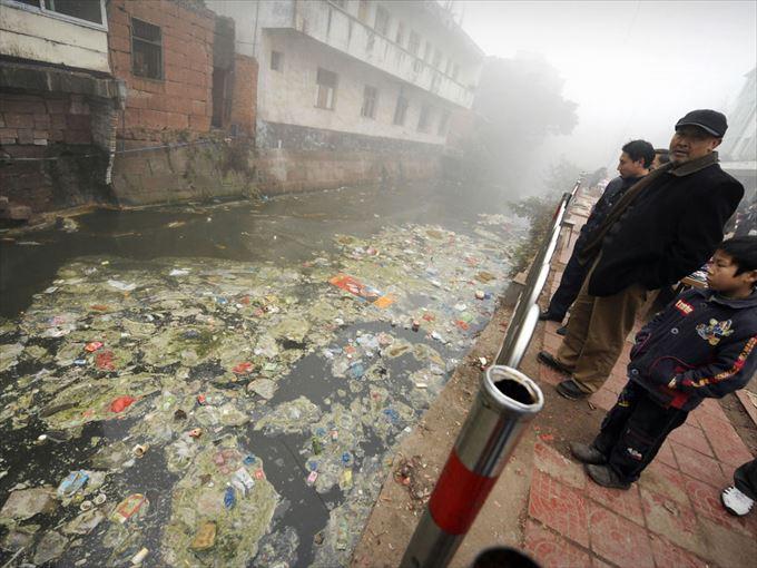 中国汚染 21
