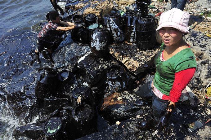 中国汚染 24
