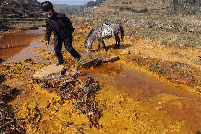 中国汚染 27
