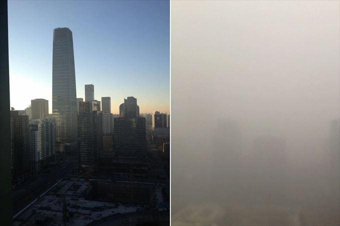 中国汚染 28