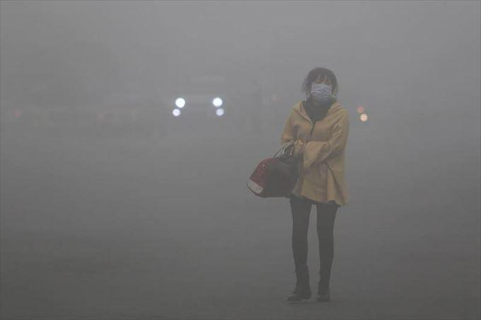中国汚染 3.56