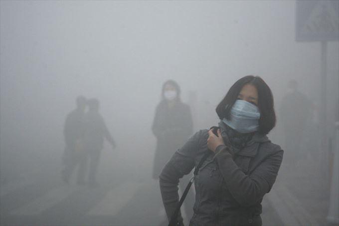 中国汚染 3