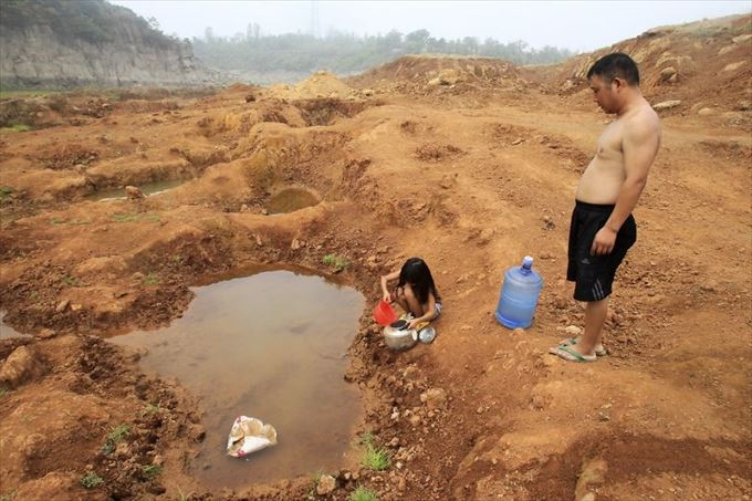 中国汚染 30