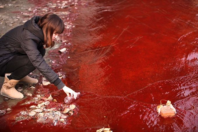 中国汚染 5