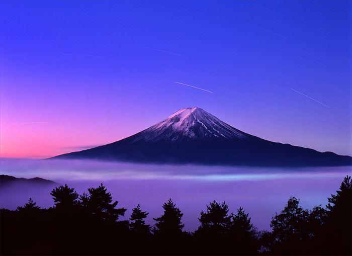 美しい山 1