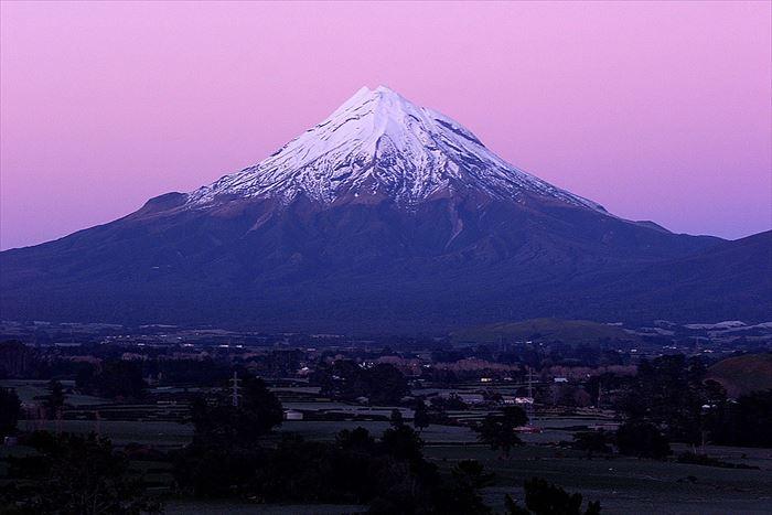 美しい山 21