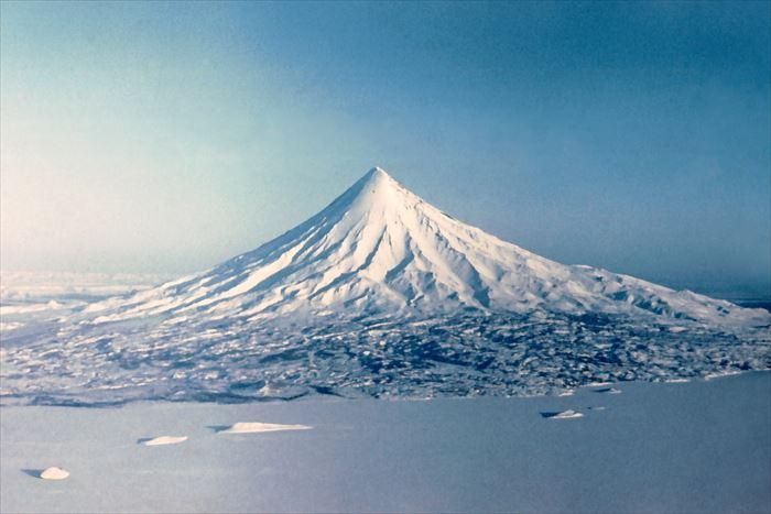 美しい山 22