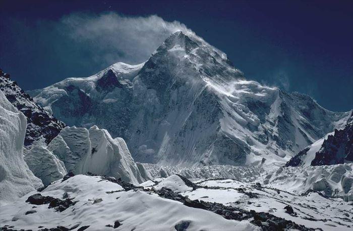 美しい山 3