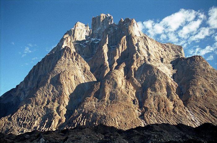 美しい山 4
