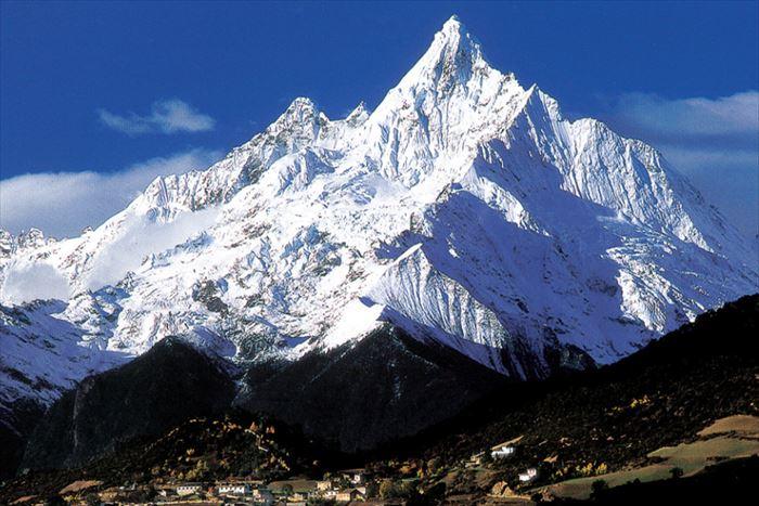 美しい山 5