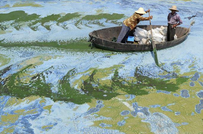 中国の河川や大気の環境汚染が衝撃的すぎる。もう中国製品は買えない?!(画像)