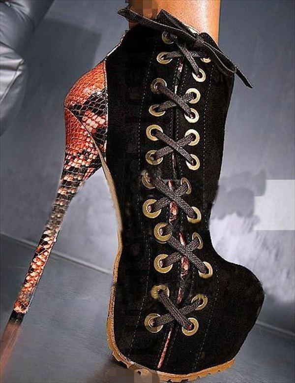 おしゃれな靴11