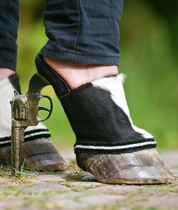 おしゃれな靴7