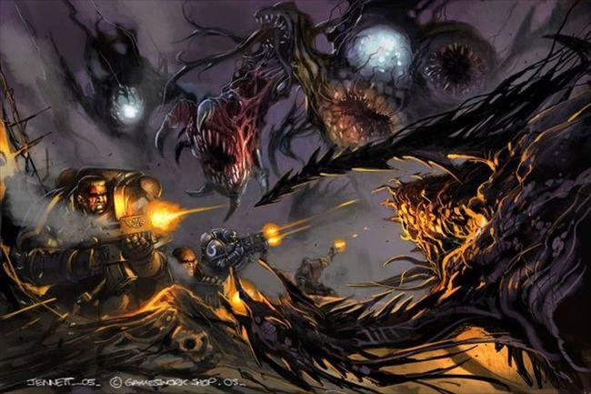 化け物怪物 13
