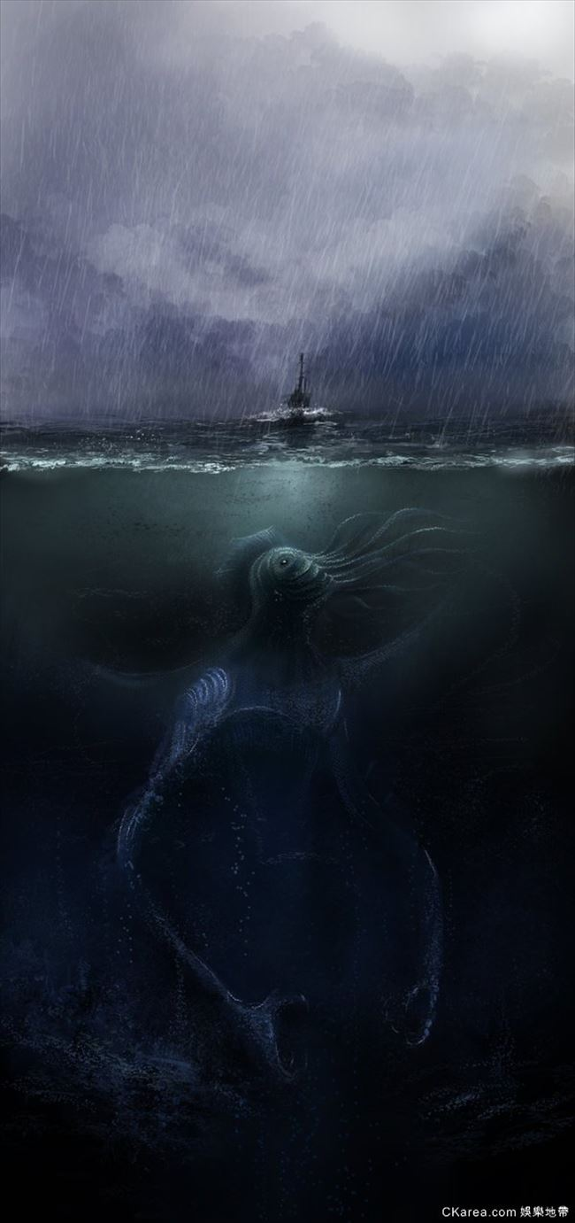 化け物怪物 37