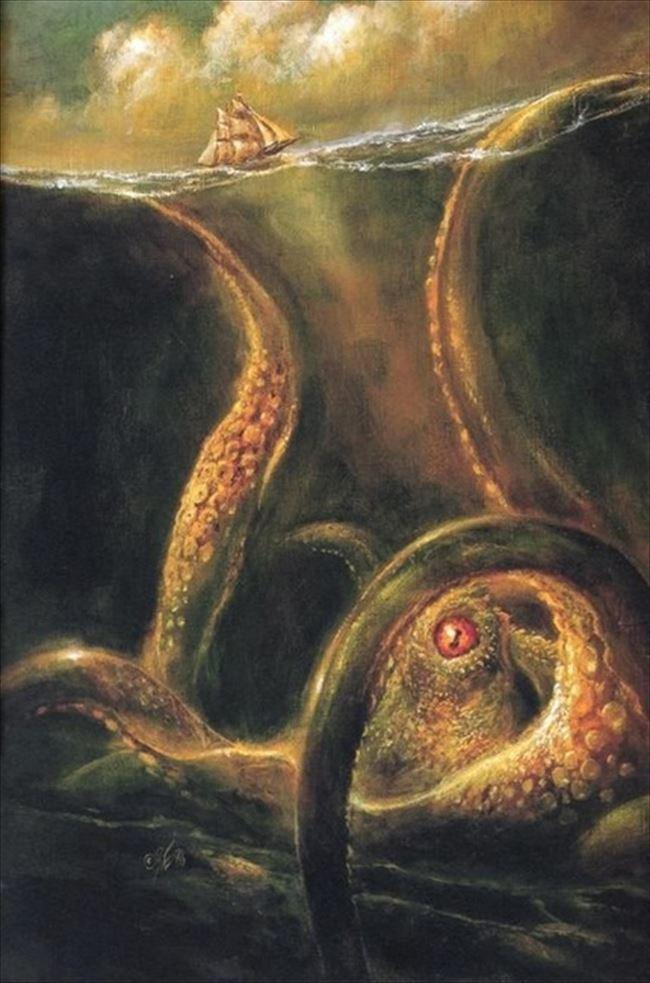 化け物怪物 39