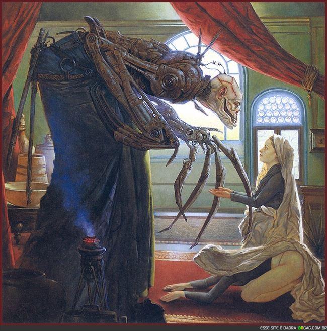 化け物怪物 41