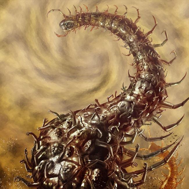 化け物怪物 43