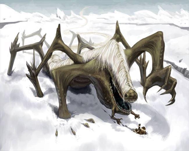 化け物怪物 63