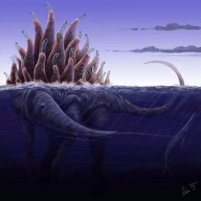 化け物怪物 64