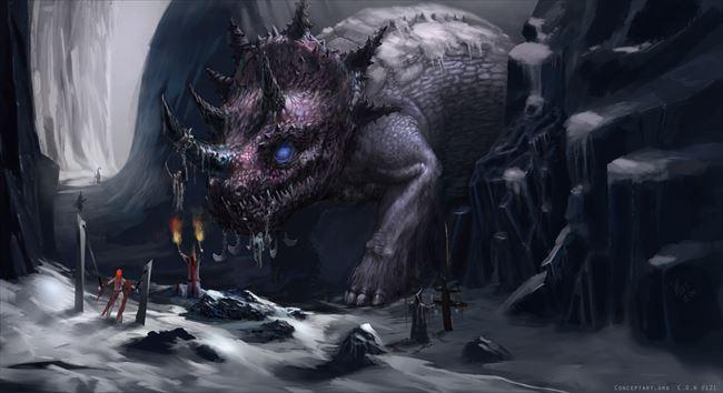 化け物怪物 65