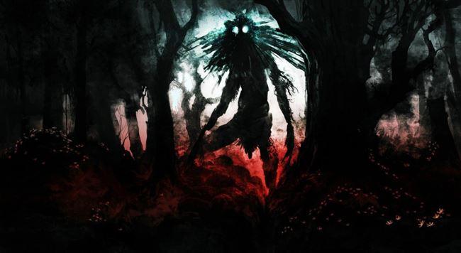 化け物怪物 87