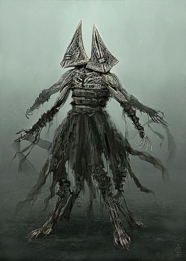 化け物怪物 97