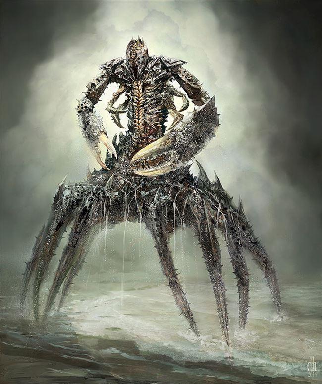 化け物怪物 98