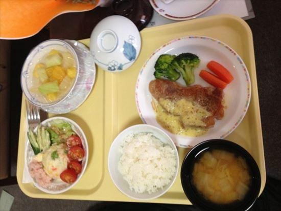 病院食 3