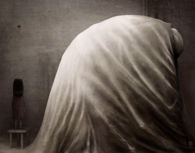 怖い絵 11
