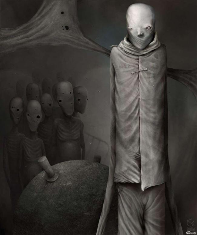 怖い絵 13