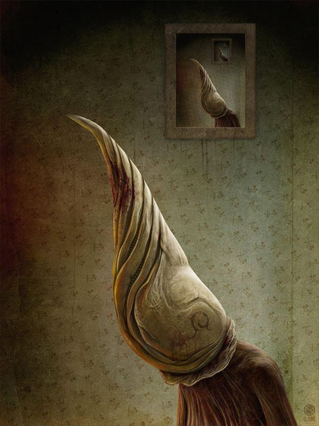怖い絵 2