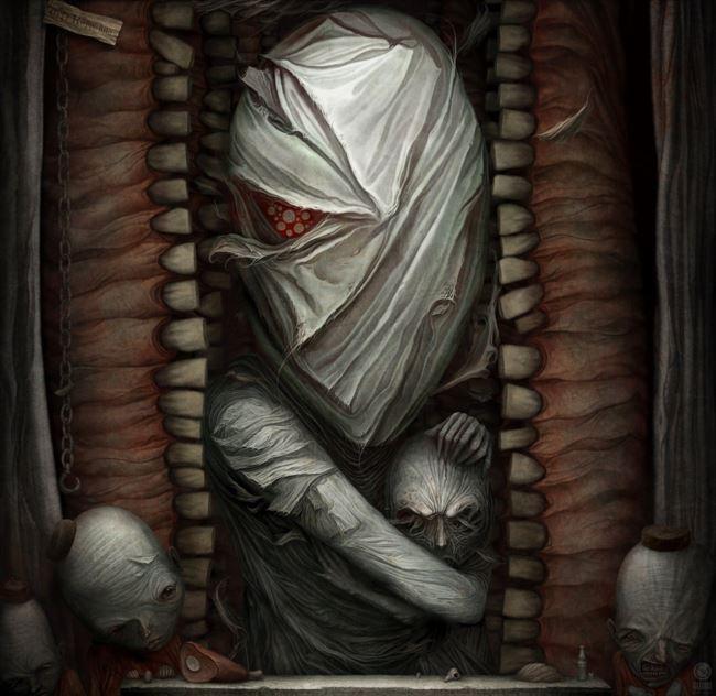 怖い絵 21