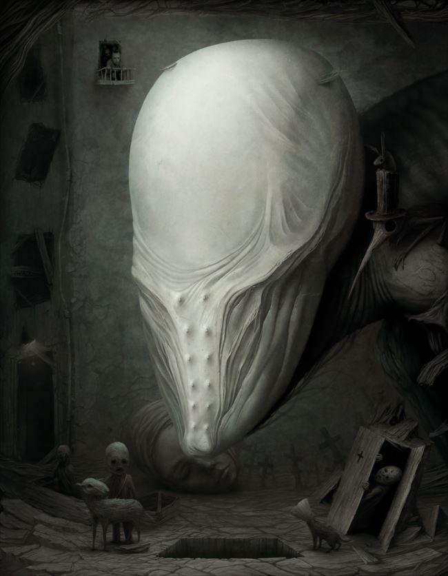 怖い絵 23