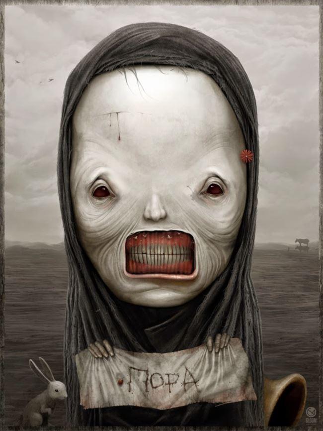 怖い絵 3