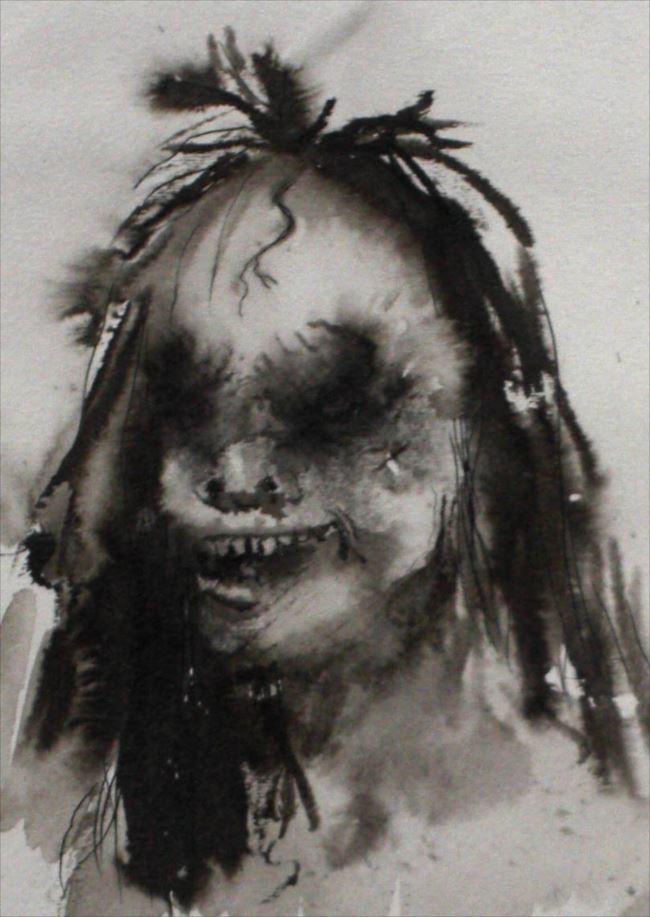 怖い絵 32