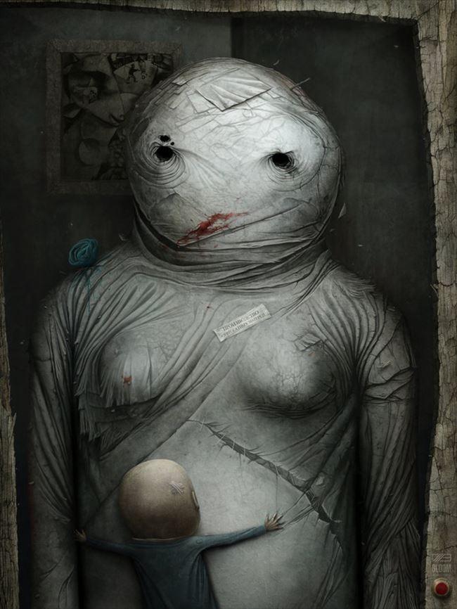 怖い絵 7