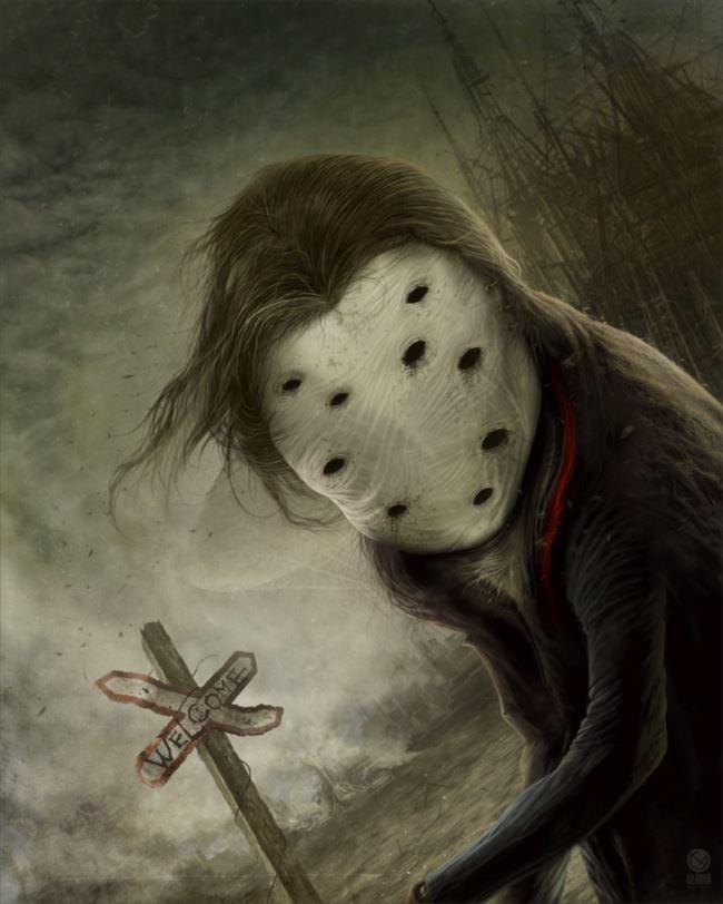 怖い絵 8