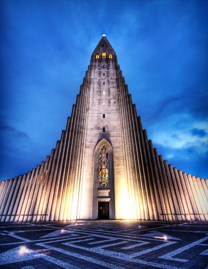 美しい教会 1.1