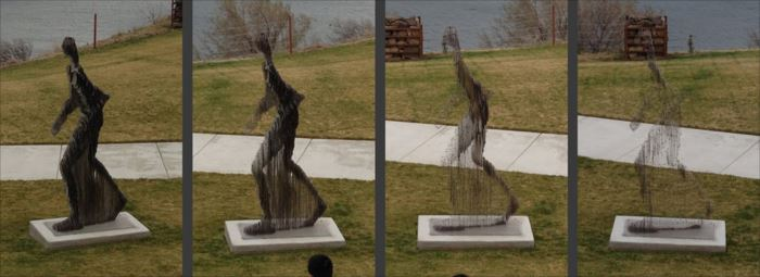 クリエイティブな彫刻 22.0