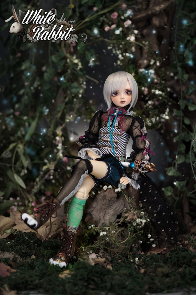 可愛い美しい人形 36.0