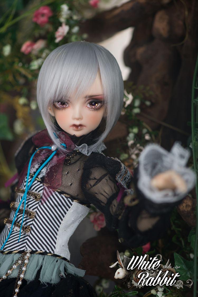 可愛い美しい人形 36.2