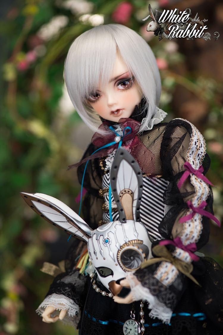 可愛い美しい人形 36.4