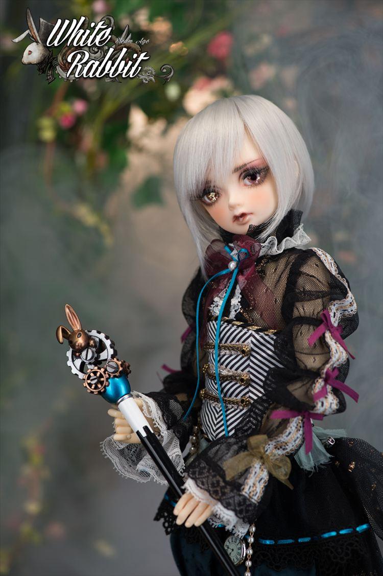 可愛い美しい人形 36.5