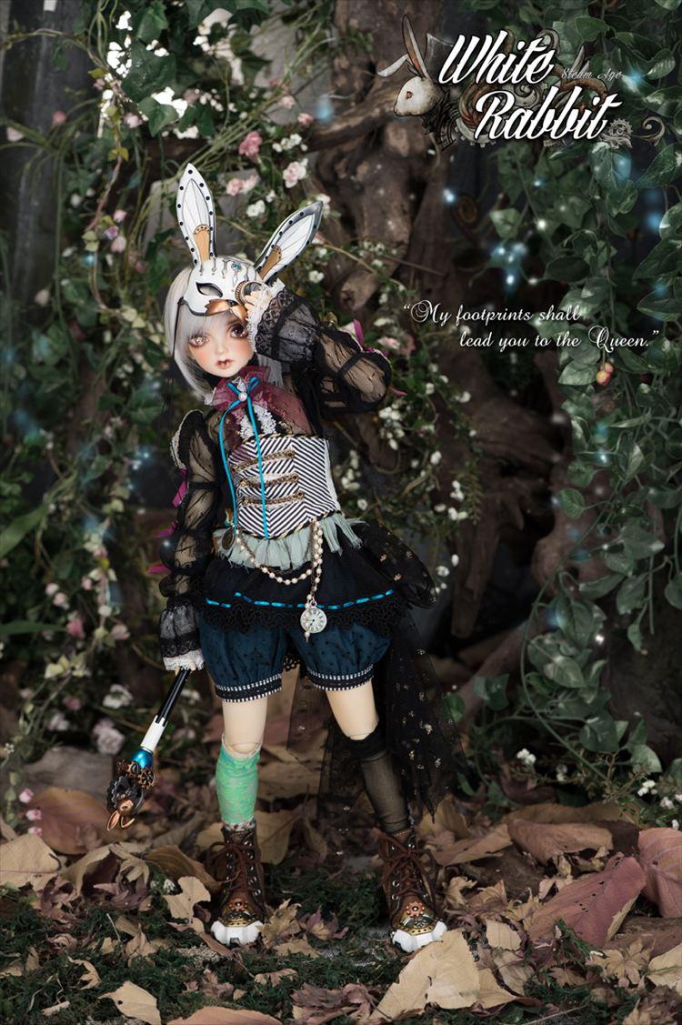 可愛い美しい人形 36.8