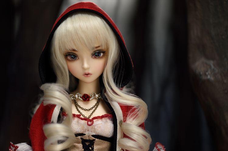 可愛い美しい人形 37.0
