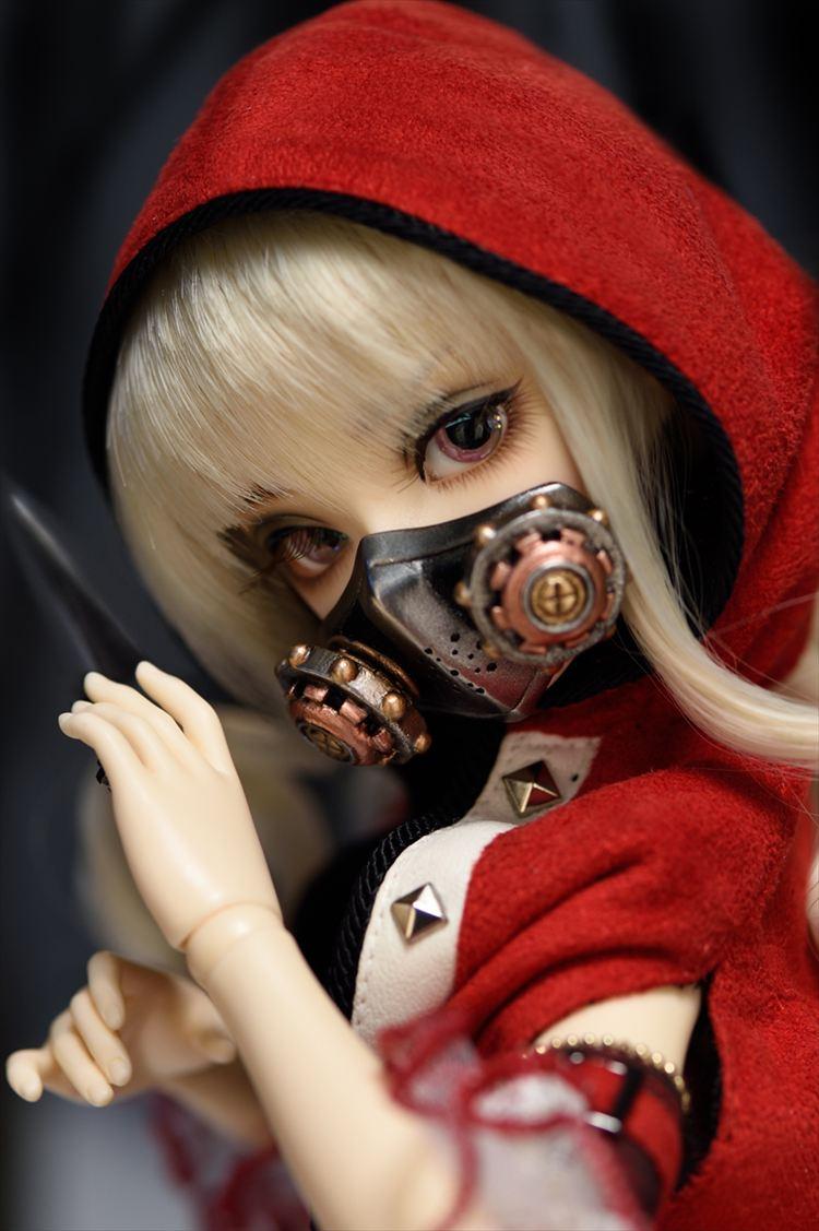 可愛い美しい人形 37.3