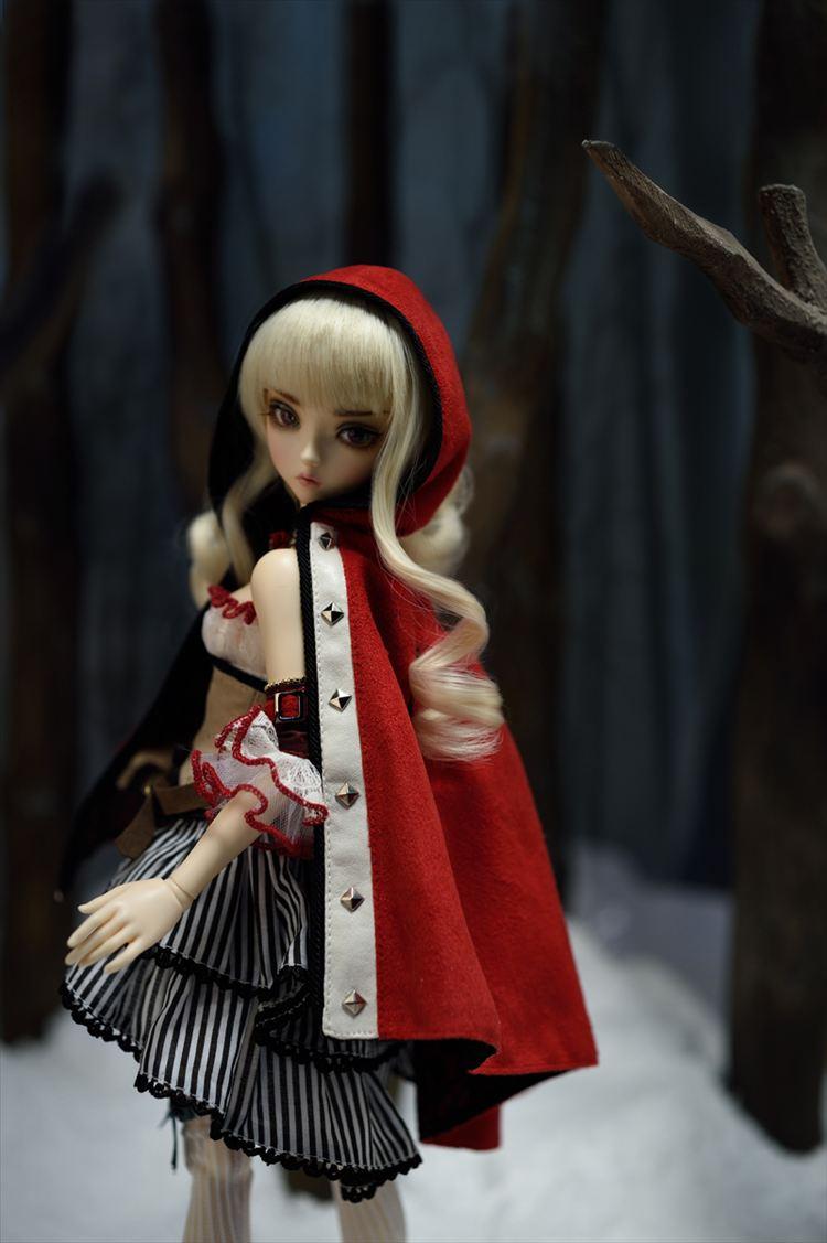 可愛い美しい人形 37.9
