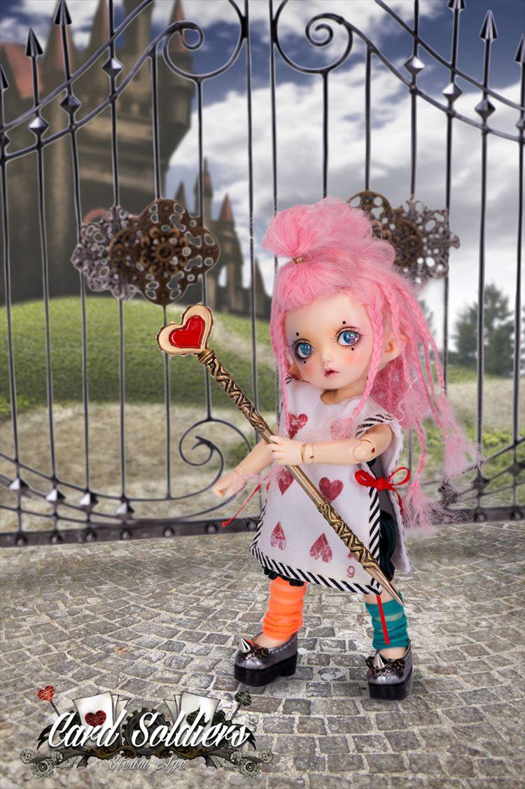可愛い美しい人形 38.0