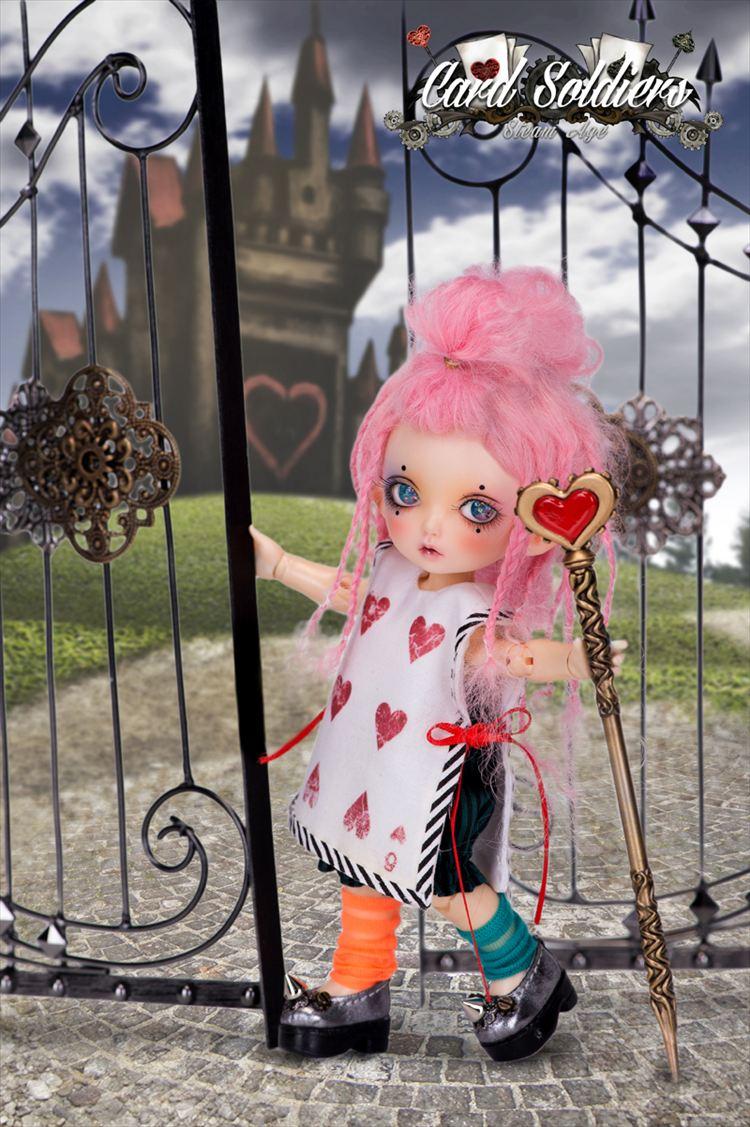 可愛い美しい人形 38.1